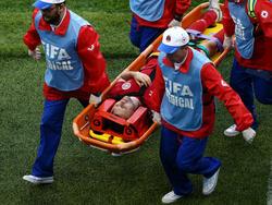Dänemarks William Kvist droht womöglich das WM-Aus