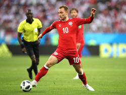 Eriksen in Action