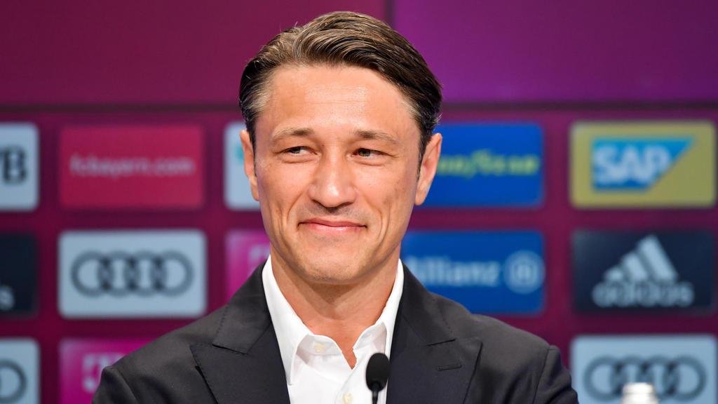 Bayern Münchens Trainer Niko Kovac fordert ein Umdenken im deutschen Fußball