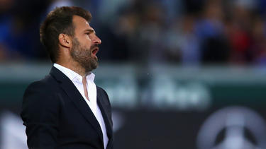 Ivan Leko, Trainer des FC Brügge, musste aussagen