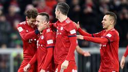 FC Bayern hofft vergeblich auf Schalke gegen den BVB