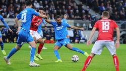 Die TSG 1899 Hoffenheim und Mainz 05 trennen sich 1:1