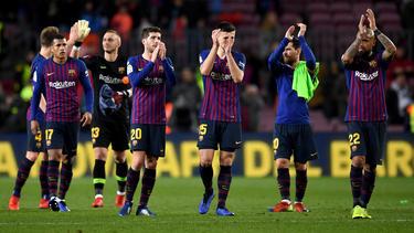 Der FC Barcelona ist Titelverteidigerb im spanischen Pokal