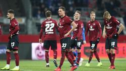 Beim 1. FC Nürnberg könnte sich im Kader noch etwas verändern