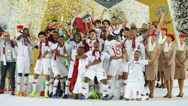 Historischer Erfolg für Katar