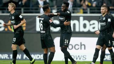 Eintracht Frankfurt will ins Achtelfinale der Europa League einziehen