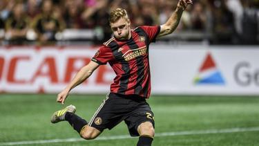Verlor mit Atlanta United in der MLS: Julian Gressel