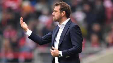 Markus Weinzierl und der VfB Stuttgart verloren erneut