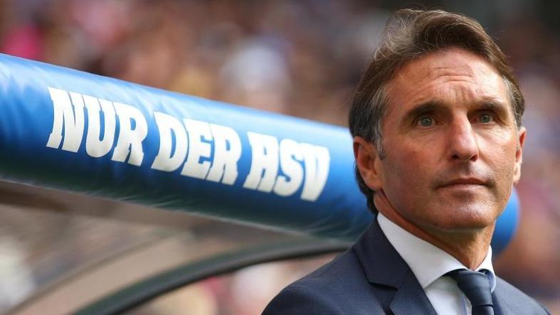 War schon einmal Trainer beim Hamburger SV: Bruno Labbadia