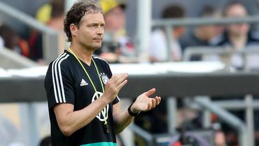 Marcus Sorg hat seine Pflicht erfüllt und drei Punkte eingefahren