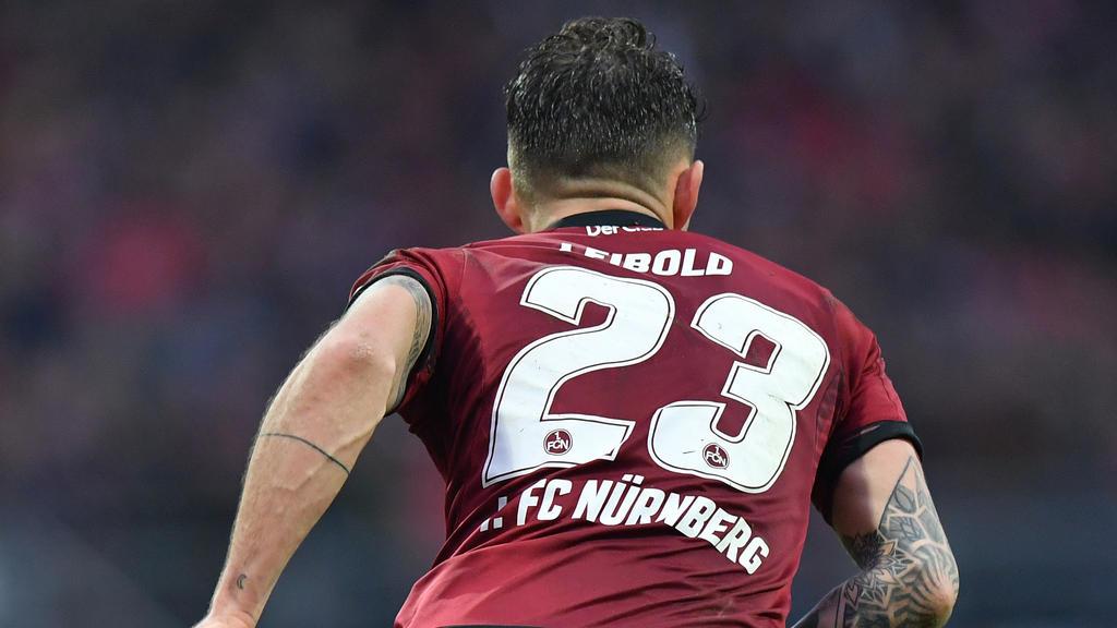 Tim Leibold wechselt wohl vom 1. FC Nürnberg zum HSV
