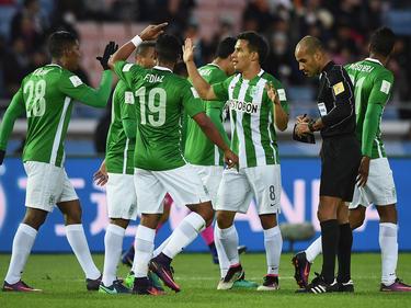 Atlético Nacional suma 29 unidades en el campeonato. (Foto: Getty)