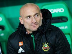 Goran Djuricin bleibt Rapid-Trainer