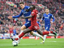 Liverpool y Chelsea vuelven a encontrarse en Europa.