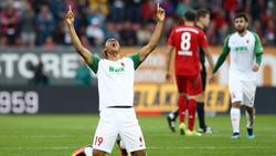 Der FC Augsburg trotzte dem FC Bayern ein Remis ab