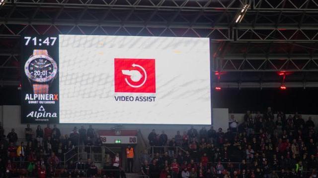 Der Videobeweis soll auch in den EM-Playoffs 2020, sowie in der Qualifikation zur Fußball-WM2022 inKatar eingesetzt werden
