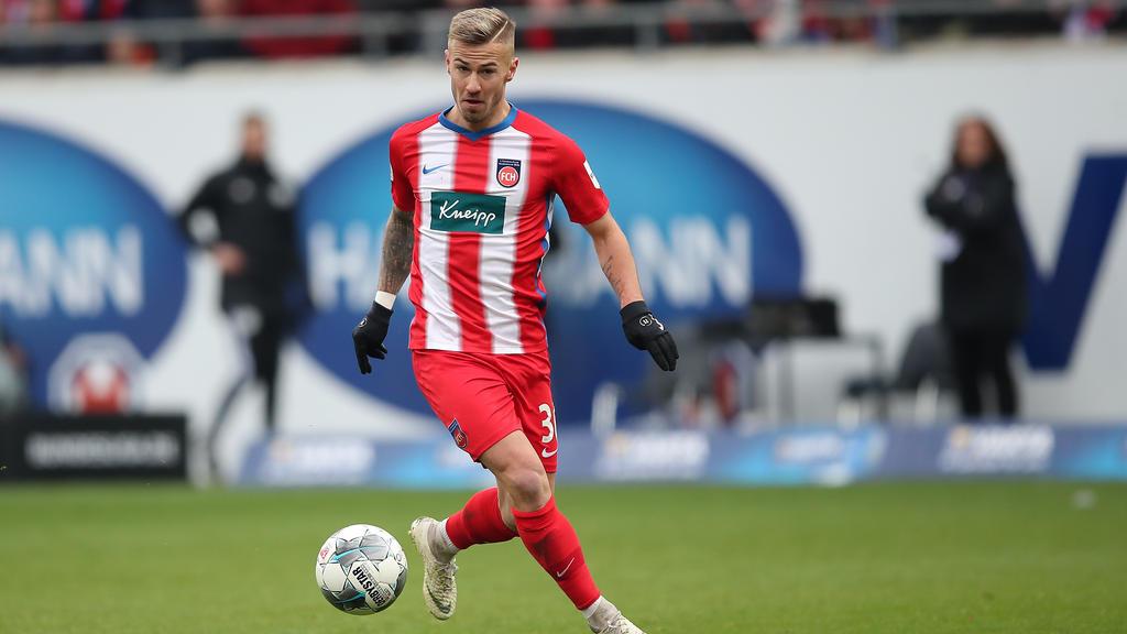 Niklas Dorsch wird erneut mit dem HSV in Verbindung gebracht
