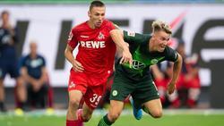 Stand beim VfB Stuttgart beim ersten Training 2020 auf dem Platz: Darko Churlinov (l.)