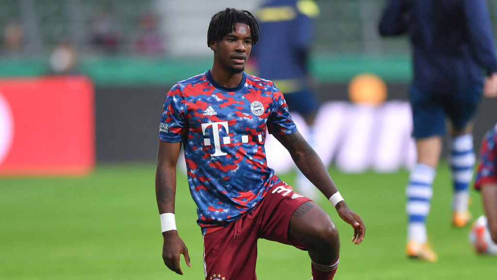 Omar Richards wagte im Sommer den Schritt zum FC Bayern