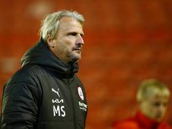 Ob Markus Schopp nach der Länderspielpause noch Barnsley-Manager ist?
