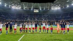 Der HSV kann unter 2G-Bedingungen wieder vor mehr Zuschauern spielen