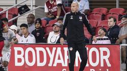 Jaap Stam ist nicht mehr Trainer beim FC Cincinnati