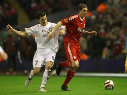 Europa League: Liverpool schlägt Unirea