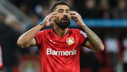 Konnte die an ihn gesteckten Erwartungen noch nicht erfüllen: Leverkusen-Rekordeinkauf Kerem Demirbay
