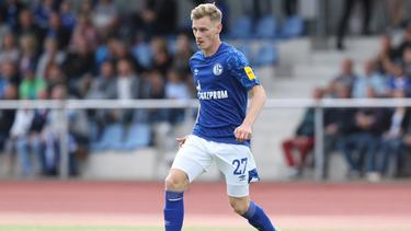 Jonas Carls verlässt den FC Schalke