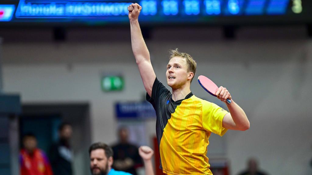 Timo Boll war zum Auftakt der German Open siegreich