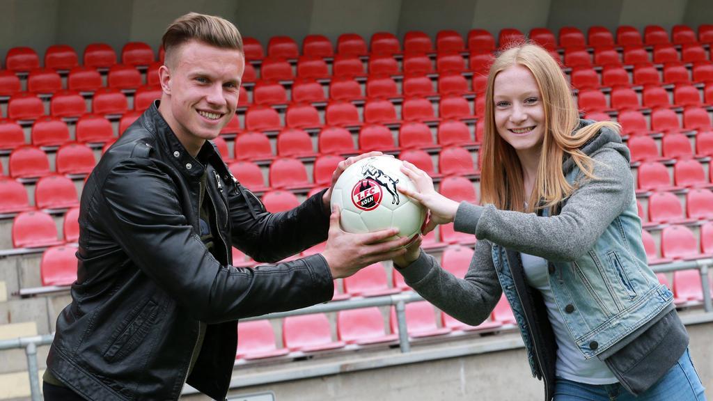 Geschwister im Profigeschäft: Yannick und Anna Gerhardt