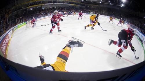 Wird die Eishockey-WM verlegt?