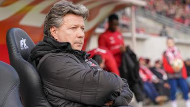 Jeff Saibene ist nicht mehr Trainer des FC Ingolstadt