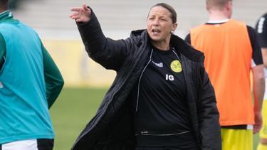 Fordert mehr Beachtung des Frauen-Fußballs: Ex-Nationalspielerin Inka Grings