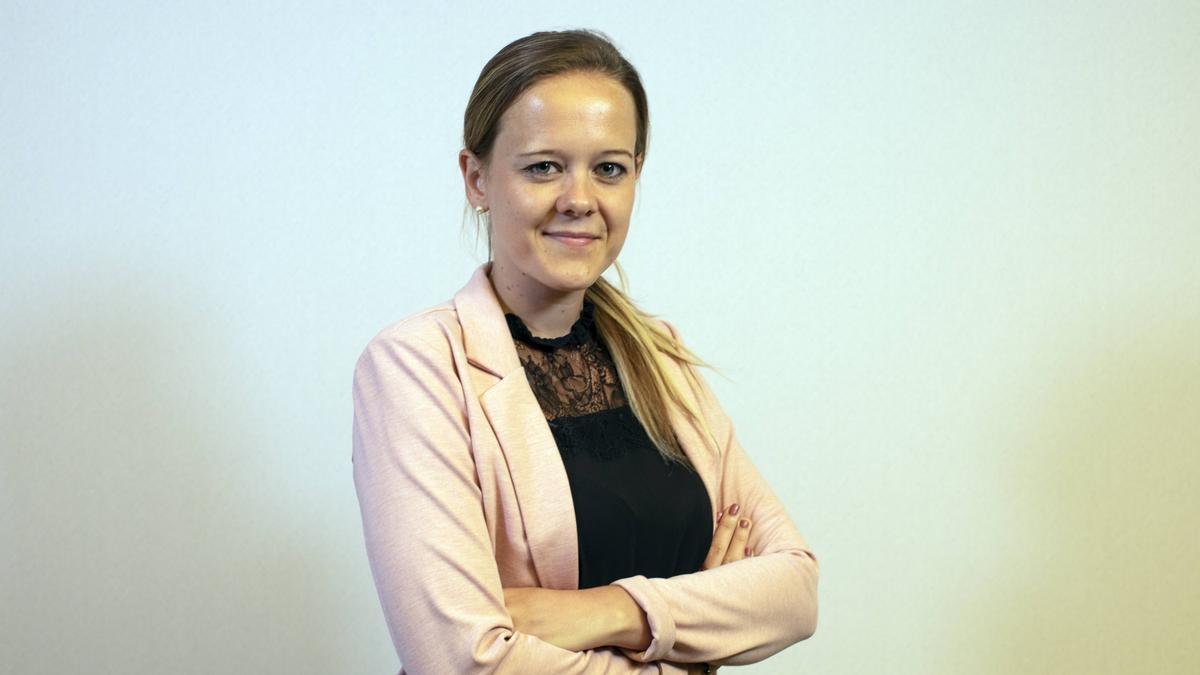Lisa Heßler ist Geschäftsführerin des Handball-Bundesligisten Die Eulen Ludwigshafen