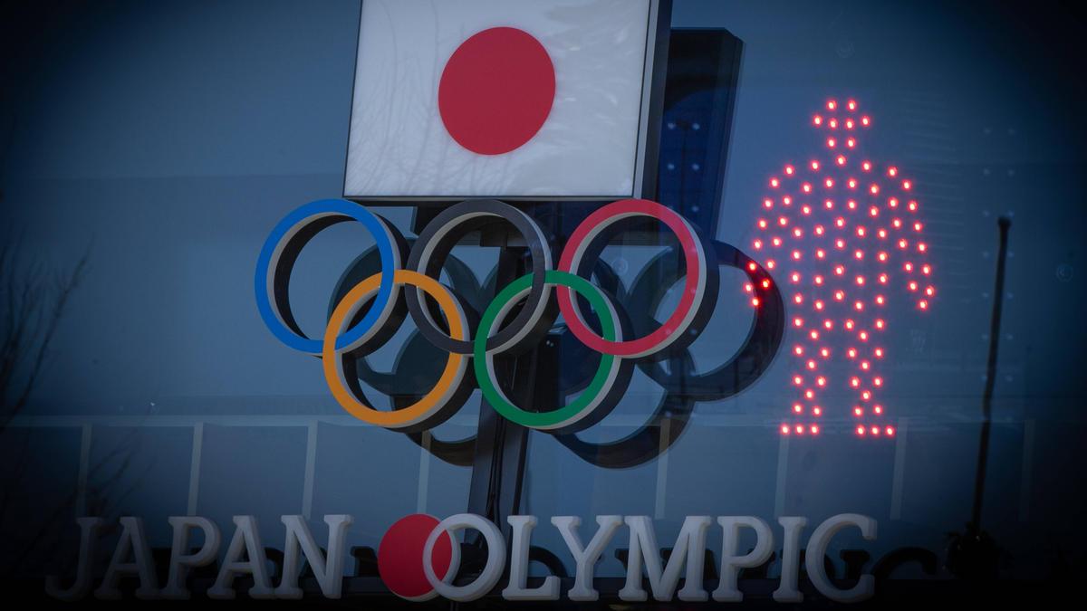 Die Olympischen Spiele wurden verschoben