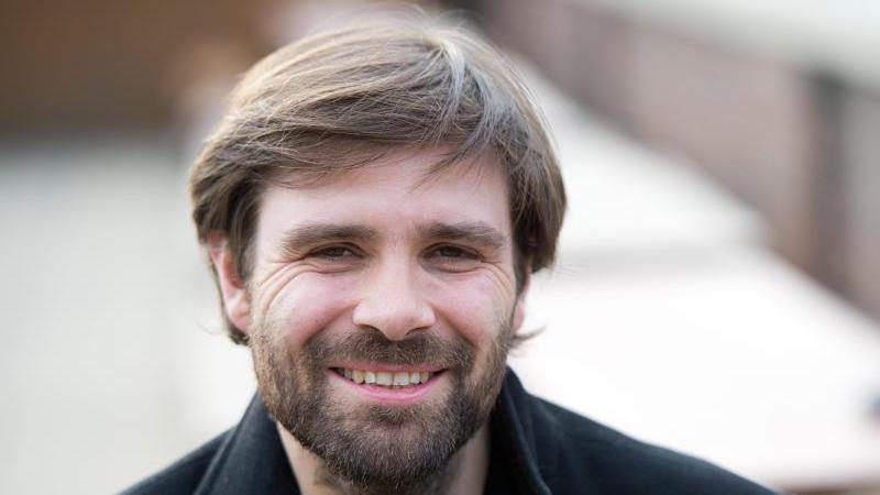 Johannes Herber ist Geschäftsführer von Athleten Deutschland