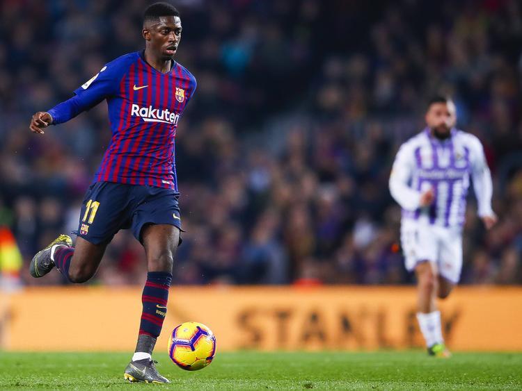 Ousmane Dembélé apuesta por una salida hacia Inglaterra.