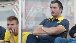 Einst Weggefährten beim BVB: Michael Zorc (r.) und Ciro Immobile