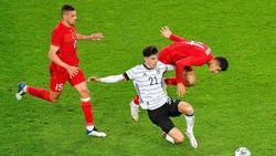Kai Havertz gelangen gegen die Türkei zwei Vorlagen