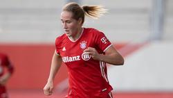 Sydney Lohmann bleibt beim FC Bayern