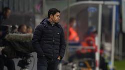Mikel Arteta bittet um Geduld