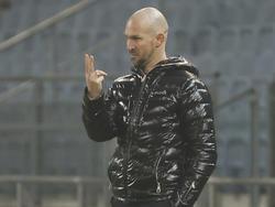 Sturm-Trainer Ilzer will mit seinem Team auch gegen den WAC bestehen