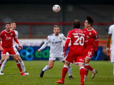 Leeds United ging gegen den Viertligisten baden