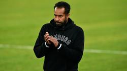 Daniel Thioune und der HSV sind weiter auf Aufstiegskurs