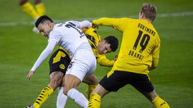 Gladbach und BVB treffen im DFB-Pokal aufeinander
