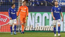 William (l.) und Shkodran Mustafi (r.) haben dem FC Schalke bislang nicht helfen können