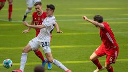 Der FC Bayern musste sich gegen Union Berlin mit einem Remis zufrieden geben