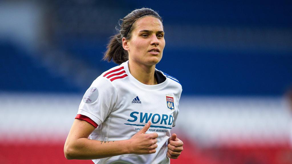 Geht auf Leihbasis in die USA zum OL Reign in Seattle, dem Schwesterclub von Olympique Lyon: Dzsenifer Marozsan