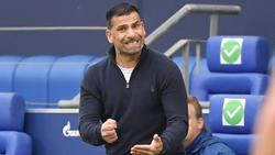 Dimitrios Grammozis will über den Sommer hinaus beim FC Schalke 04 bleiben